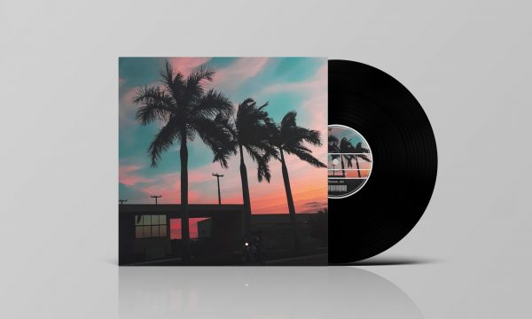 Vinyl-Record-Mockup